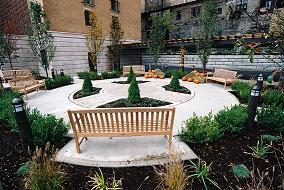 Solara Courtyard