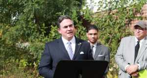 Mayor Domenic J. Sarno
