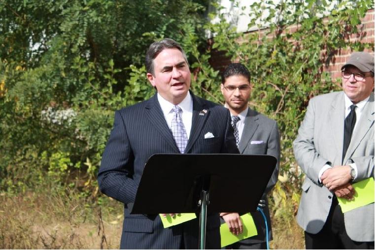 Mayor Domenic J. Sarno