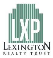 Lexington Realty Trust